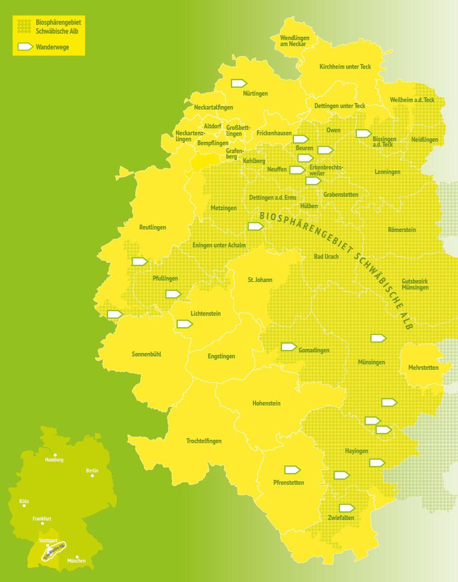 premiumwanderwege Schwäbische Alb